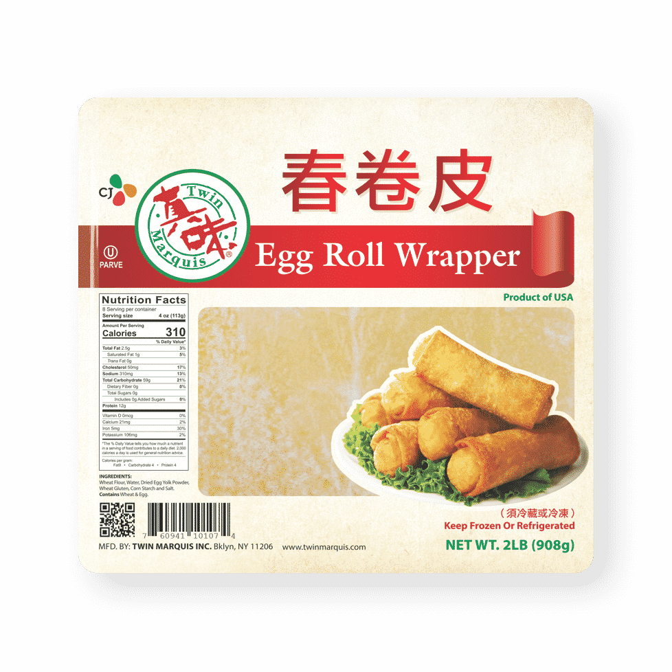 Egg Roll Wrappers 1