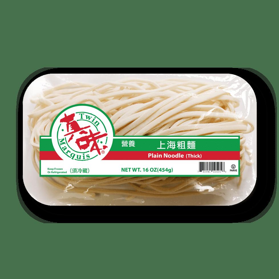 Plain Noodles Thick