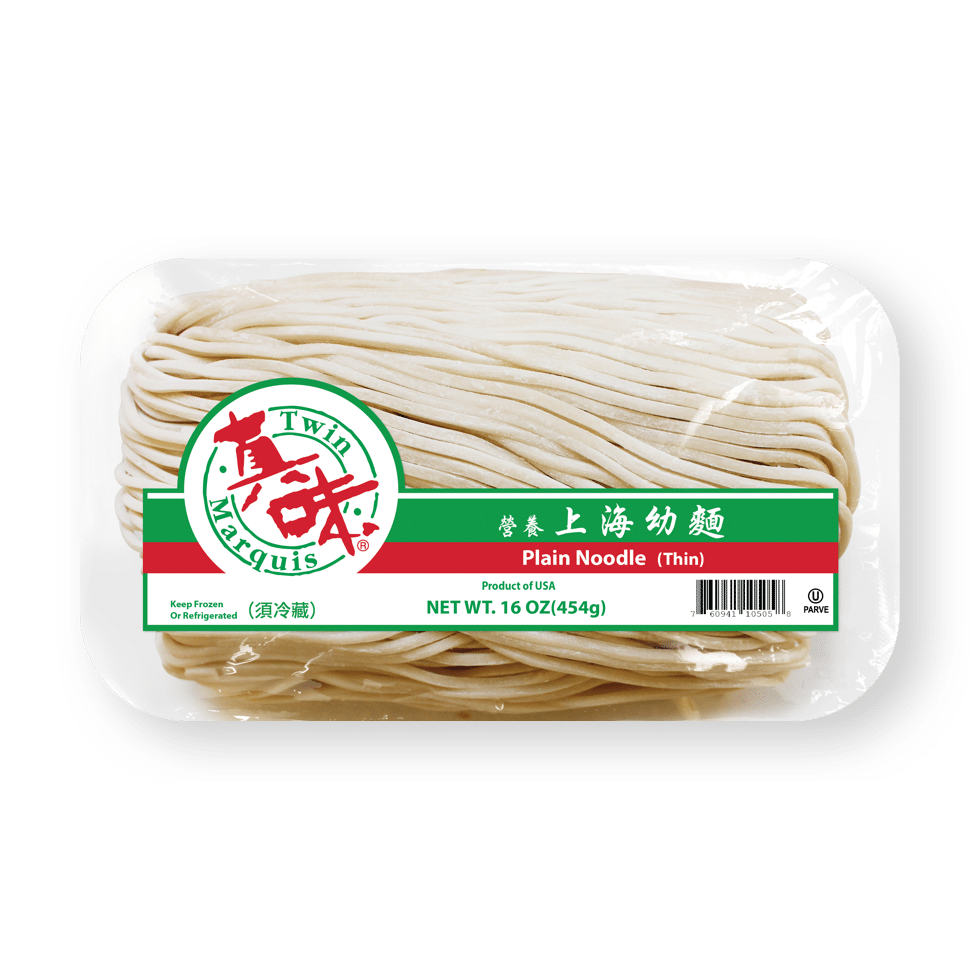 Plain Noodles Thin