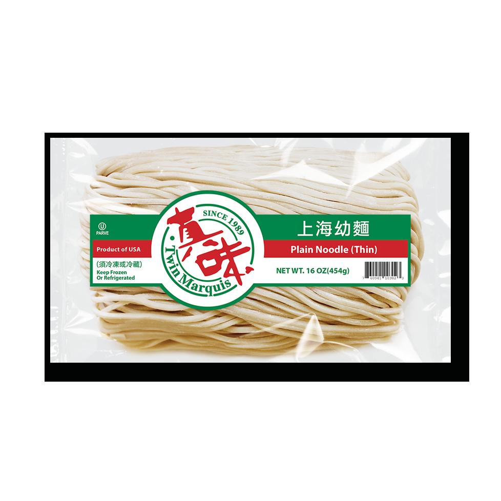image: Plain Noodles Thin