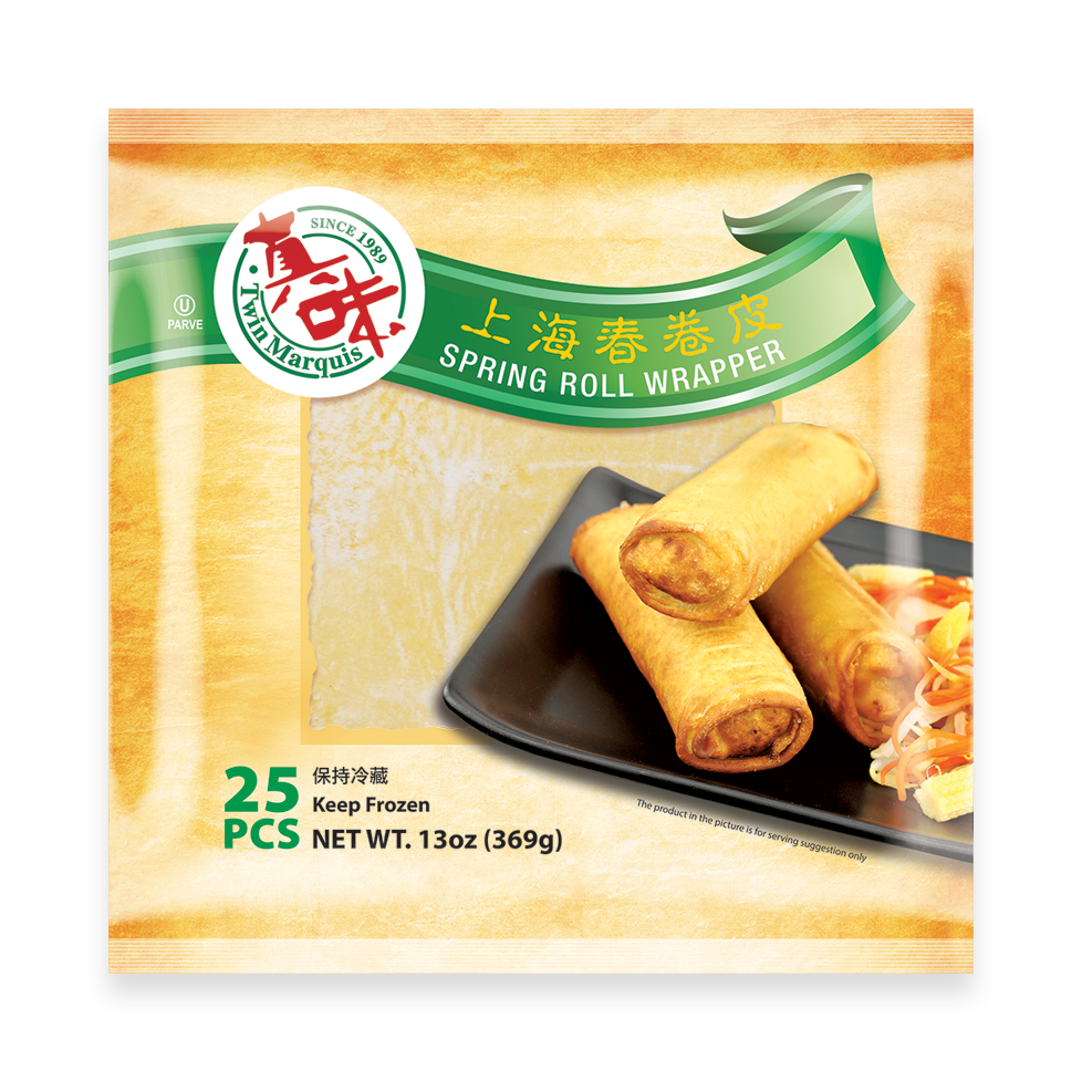 Spring Roll Wrappers 1