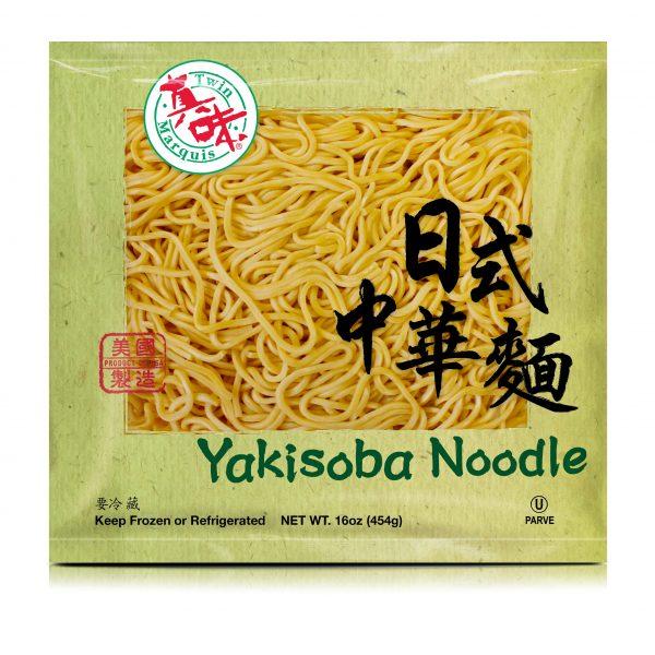 日式中華麵
