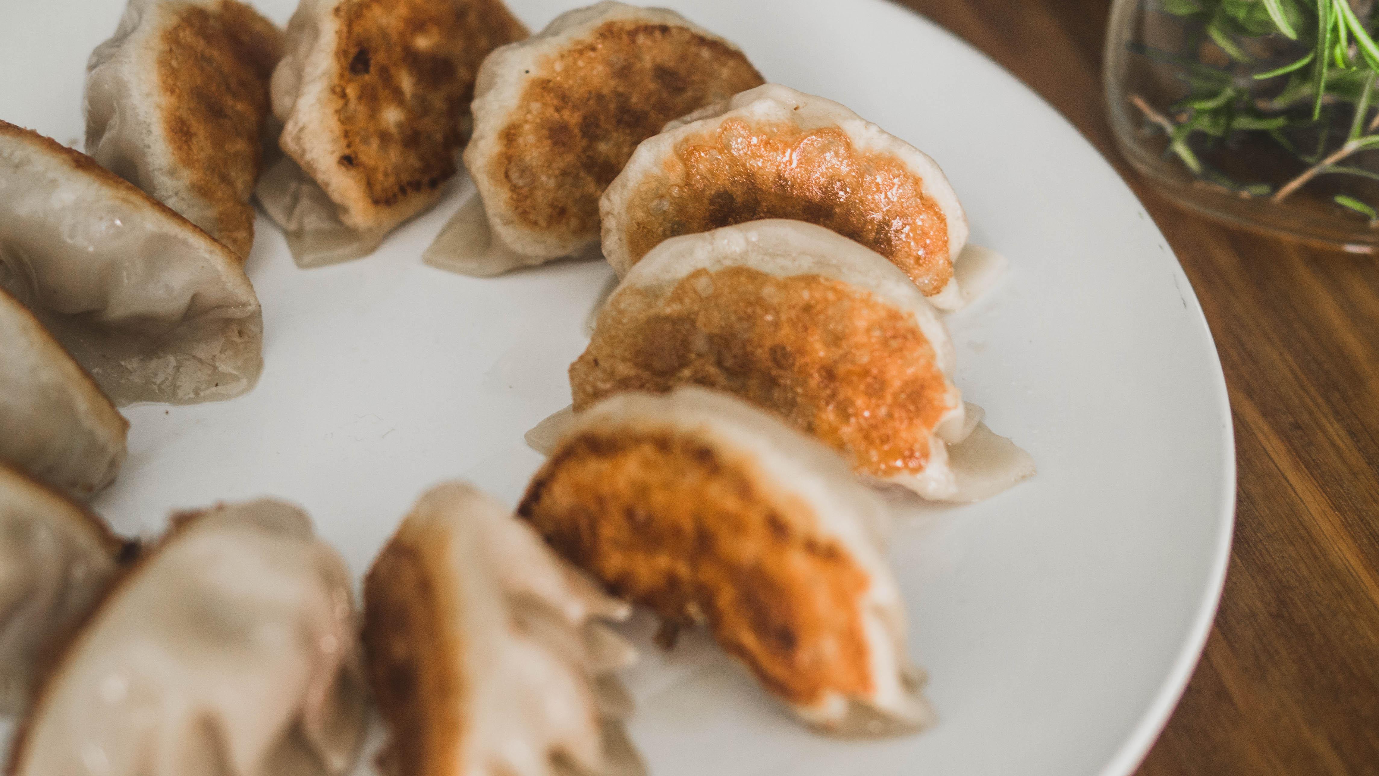 Halmeoni Dumplings 1