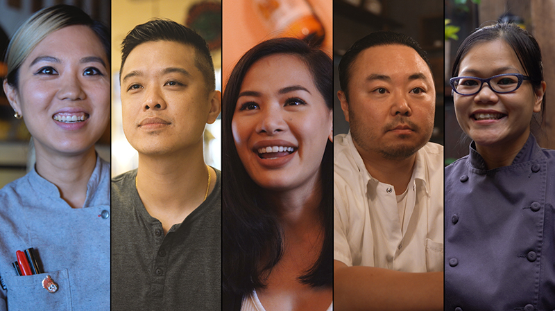 WATCH NOW: Yum Chat – Stories from NYC's Rising Asian American Chefs